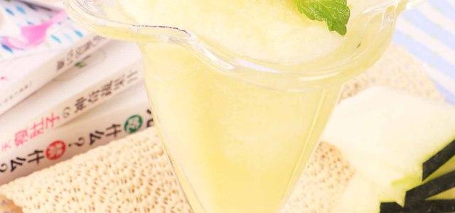 梅雨季健康饮品