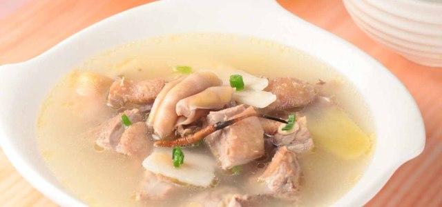 老鸭汤也能如此鲜美