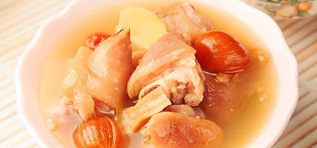 清甜又清爽的滋补汤