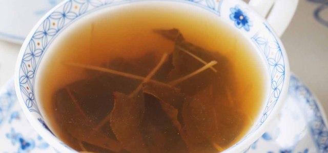 传统养生茶饮