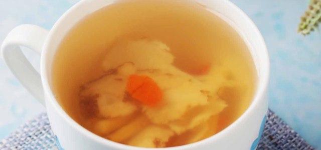 喝的不是药,是茶