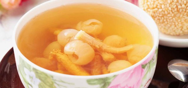 双参戏珠养生汤