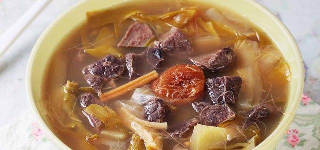 美味传统粤菜汤