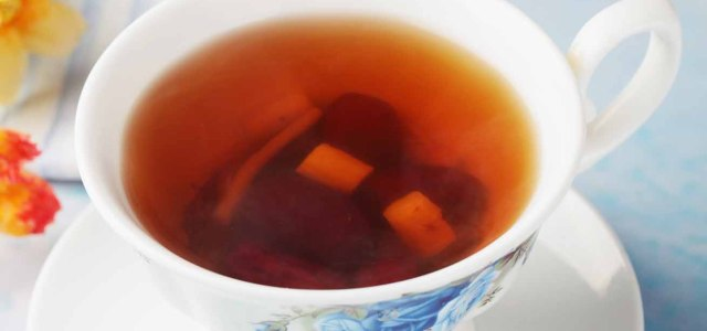 调皮的开胃茶