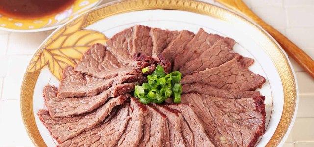 大口吃肉的豪爽美味