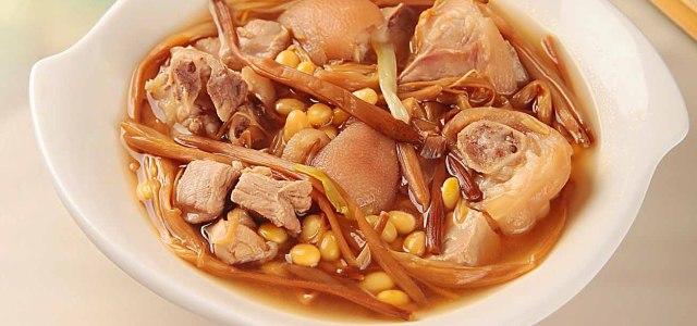 产妇们不能错过的红汤