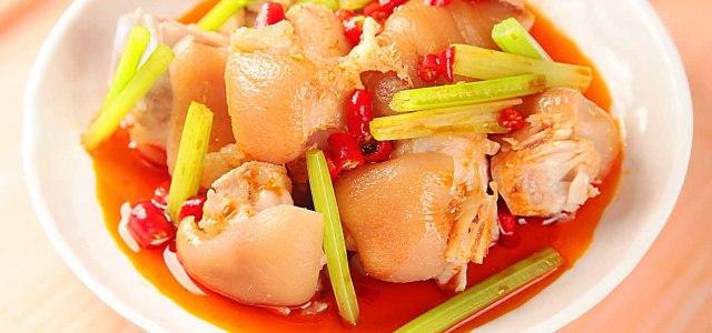 四川风味美食