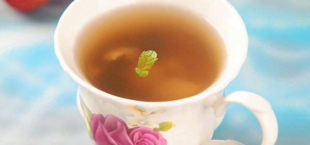 静静享受一杯好茶