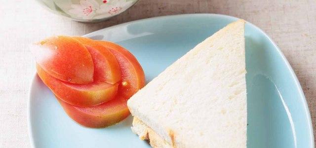 小黄瓜奶酪三明治