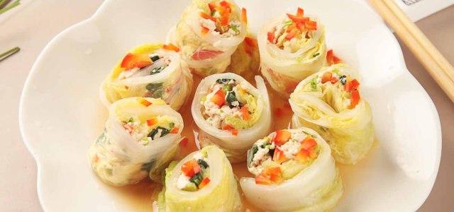 白菜豆腐也有春天