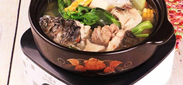 家常火锅系系列之鱼