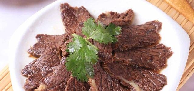 川味酱牛肉