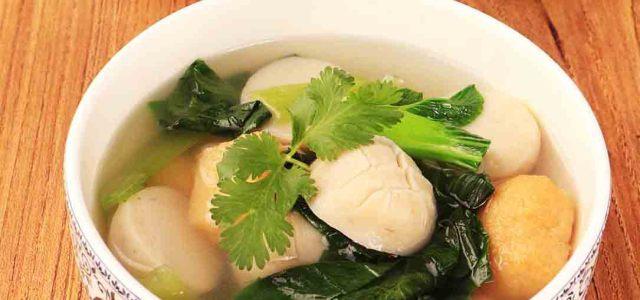 油豆腐鱼丸之约