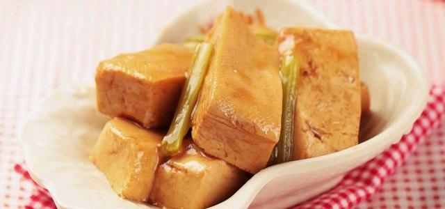 吃过了还想吃的豆腐