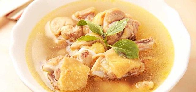 美味又养生的药膳汤