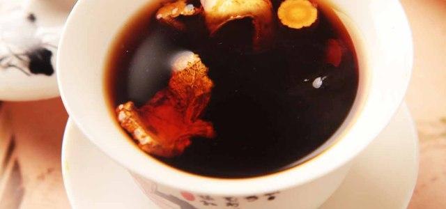 让身体解暑的酸甜茶