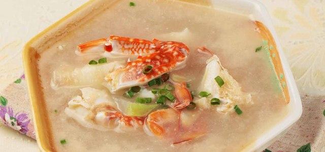 鲜味冬瓜花蟹汤
