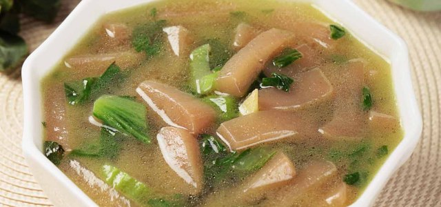 粗纤维营养膳食汤
