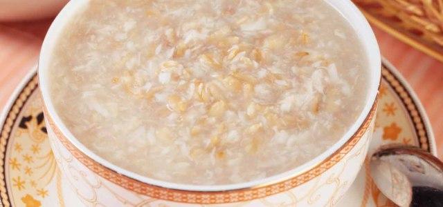 做碗养胃粥感谢你的胃