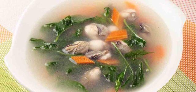 这是一道补肾养虚的养身汤