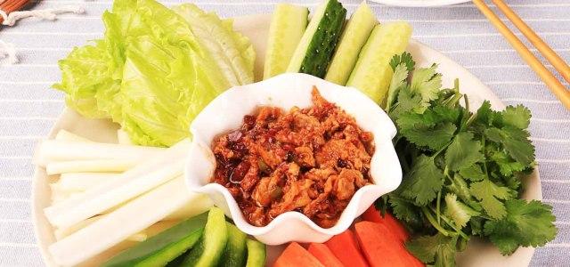 蔬菜大拼盘