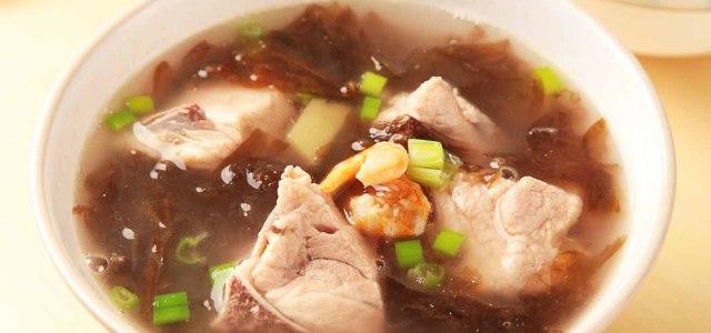 补钙强身就喝猪骨汤