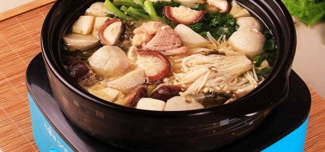 暖声暖胃的冬日火锅