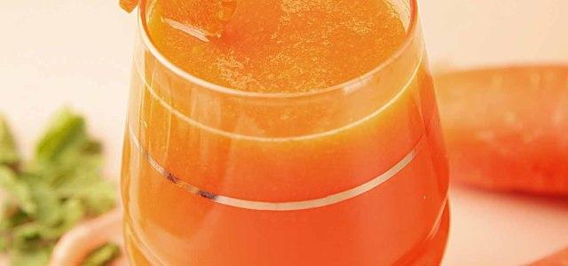 富含维生素A的蔬果汁