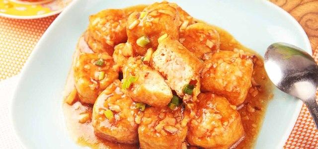 豆腐变形记