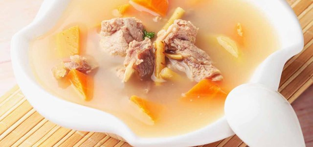 家常养身汤