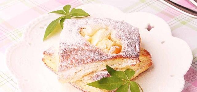 水果和面粉的完美组合