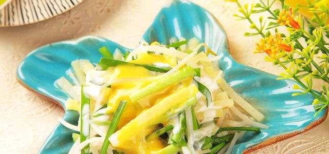 银芽土豆沙拉