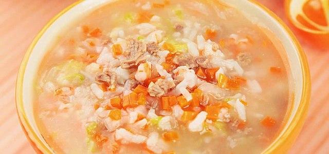汤饭美味又开胃