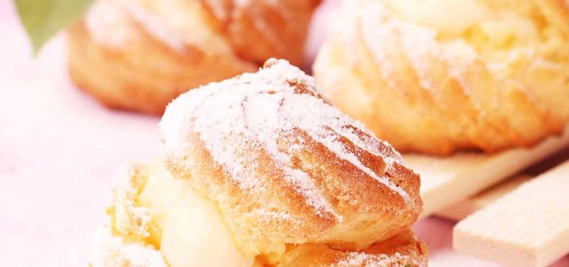 源自意大利的甜食。
