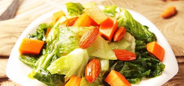 简单易做的营养沙拉