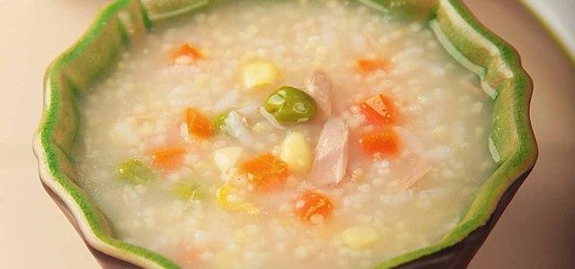 海鱼和小米还能这样吃