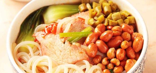 桂林的招牌菜