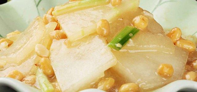 水豆豉冬瓜