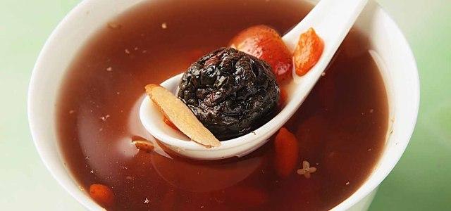 美味开胃汤