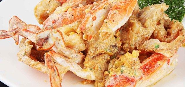 快炒美味大螃蟹