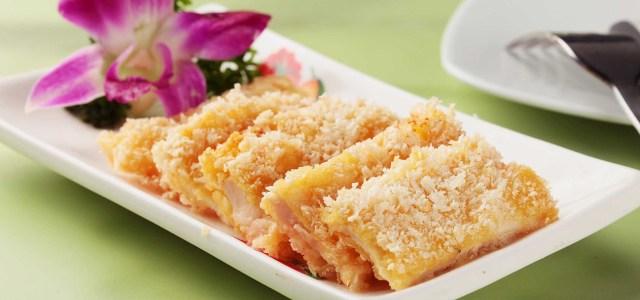 金酥鸡米花