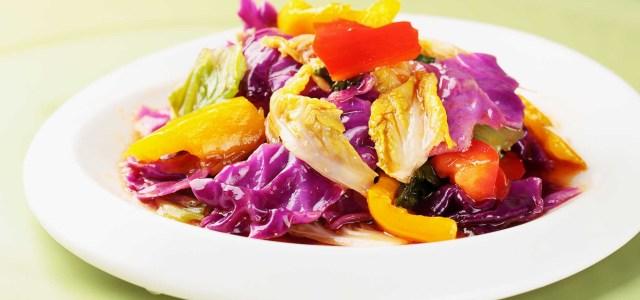 另类蔬菜沙拉