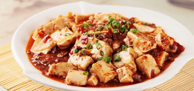 麻辣牛肉豆腐
