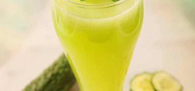 黄瓜薄荷蜜汁
