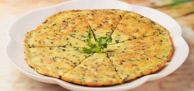 韭香日常小饼