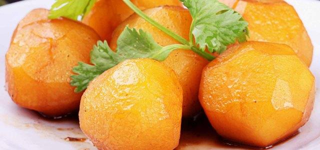卤鲜美小蔬菜