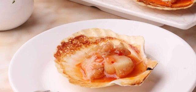 泰式风情烧烤美食