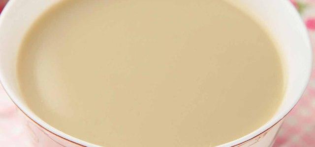 清热解毒豆浆