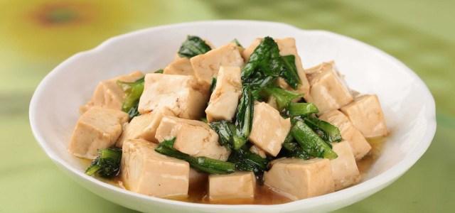 平安豆腐一生福