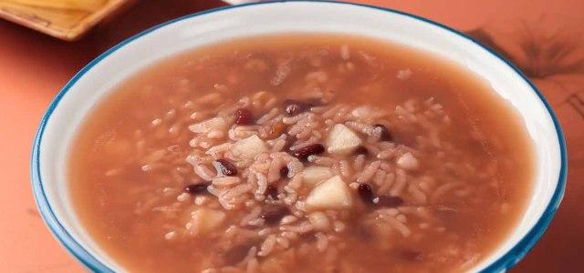 山药薏米红豆粥